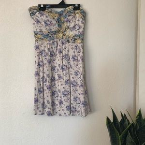 Urban Outfitters Kimchi Blue Floral Dress S